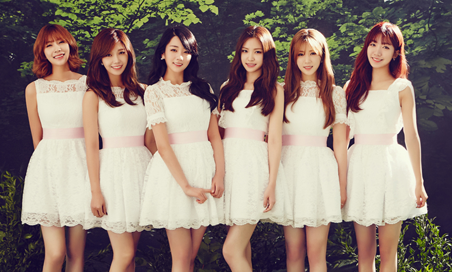 Apink Official Web Site