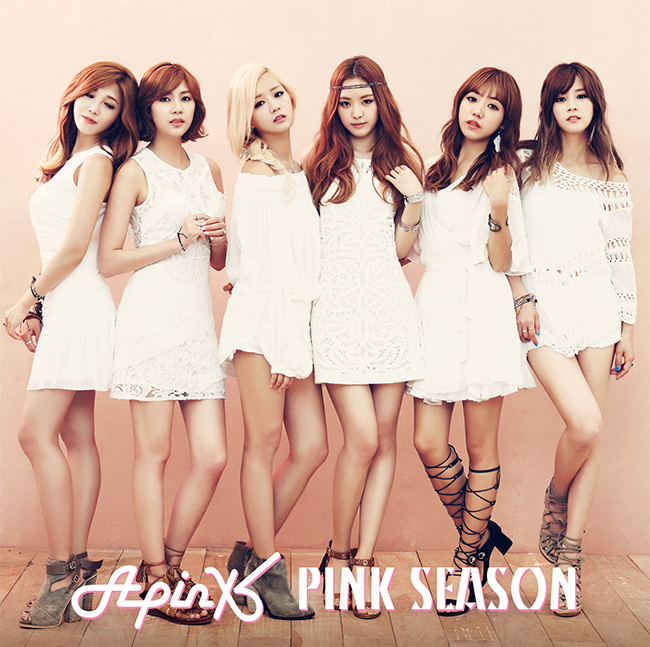pinkseason_初回盤A