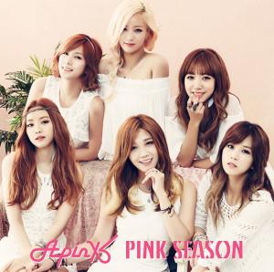 pinkseason_初回盤B