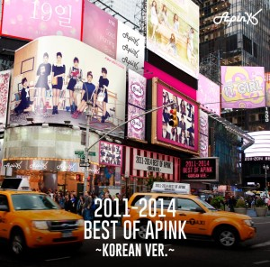 2011‐2014 BEST OF APINK ~KOREAN VER~.